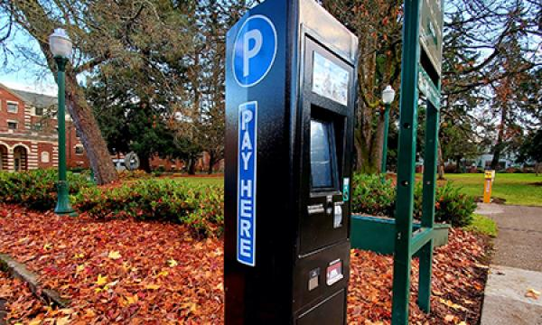 Picture of Parking Paystation